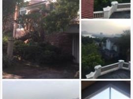 别墅区 丽水湾别墅前后超大花园毗邻邕江 无遮挡江景