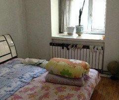 辰信小区,中等装修53平方米平2室,1500元/月