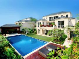 翠湖香山 高尔夫别墅 亚洲十大豪宅 600㎡私家花园 地面两层 送车位