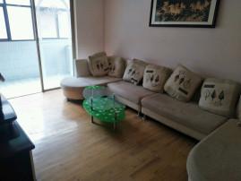 金星地铁口 金实小区 二室带家具 季度付 采光好可办公