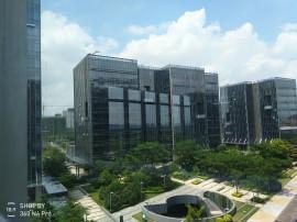 新推:三山新城写字楼 国际创智园 均价7000 带产权 200米到轻轨 广州南站旁