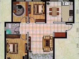开发区11楼【翠堤湾】3室2厅1卫97平99.8万吉售