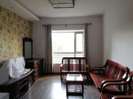 二环内盘龙江边湖景翡翠湾78平精装两房3400元全